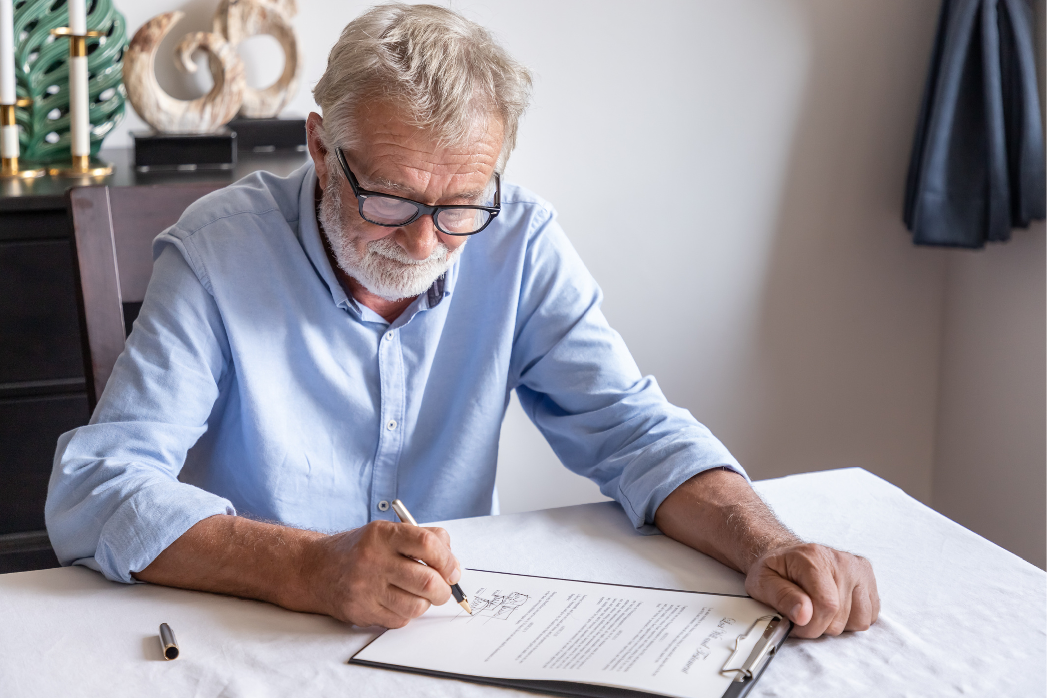 SHOULD AN INDIVIDUAL HAVE A WILL?